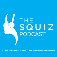 Podcast cover art for Squiz Today
