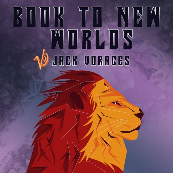 Book to New Worlds (A D&D Audiobook): Narrated by Jack Voraces Artwork