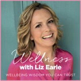 Image of Wellness with Liz Earle podcast