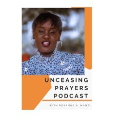 UNCEASING PRAYERS