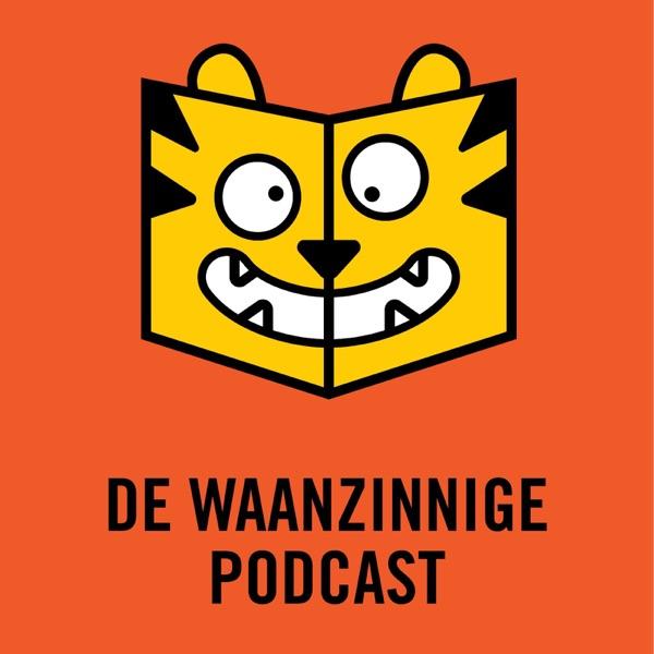 De Waanzinnige Podcast podcast show image