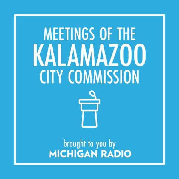Kalamazoo City Commission Meetings Podcast Artwork