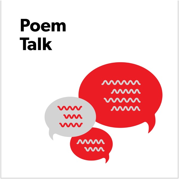 Poem Talk banner backdrop