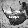 Endangered scope artwork