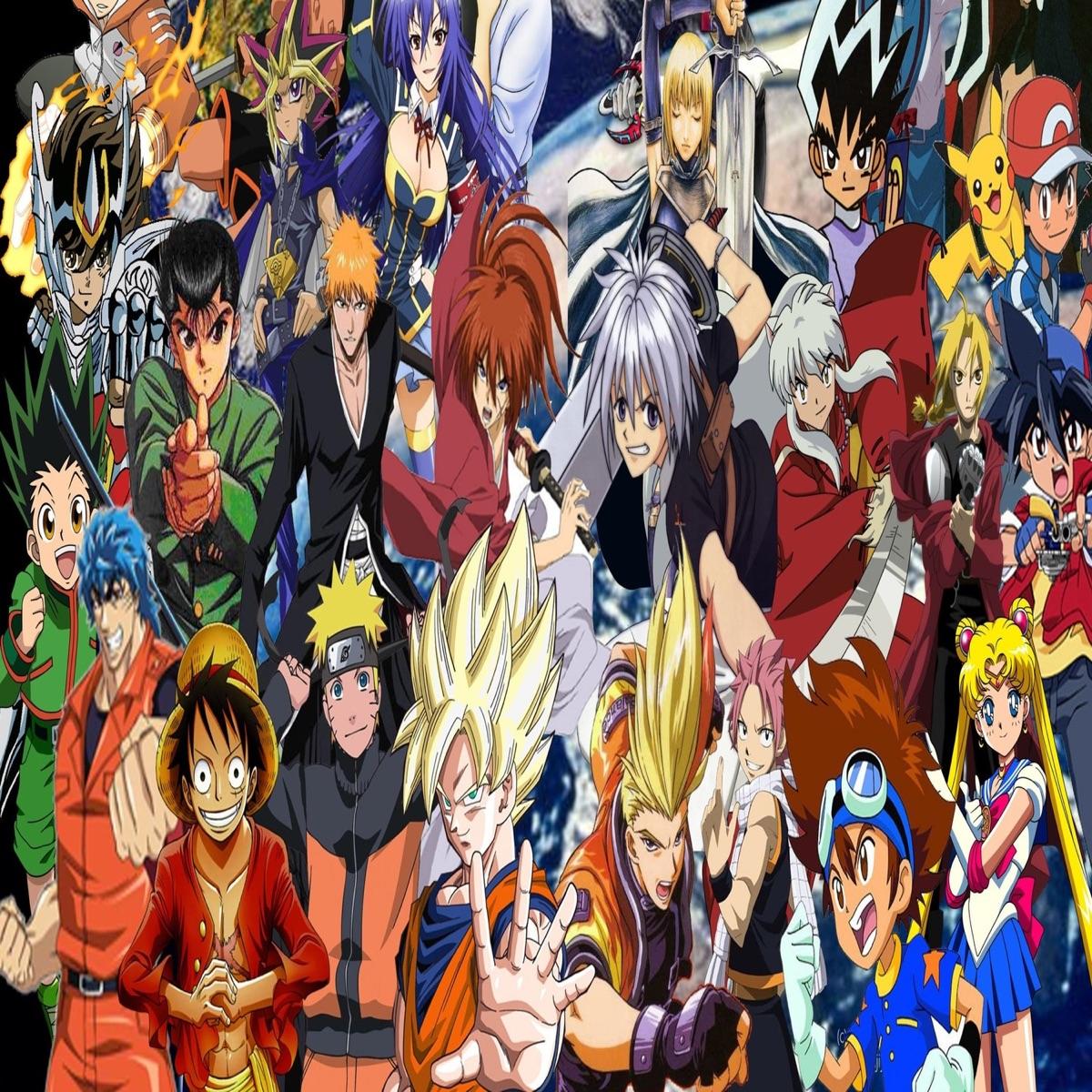 Airing Anime