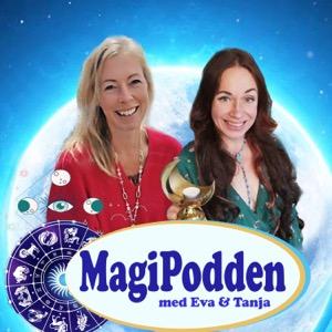 Magipodden med Tanja Dyredand och Eva Danneker