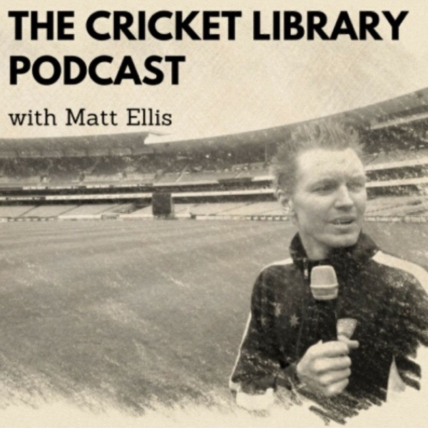 The Cricket Library Artwork