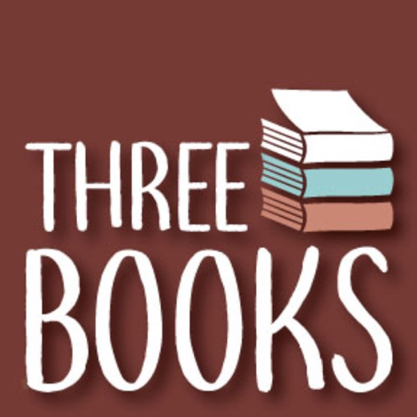 Three Books banner backdrop
