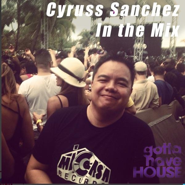 Cyruss Sanchez in the mix