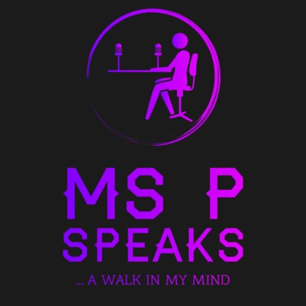 Ms p speaks Icon