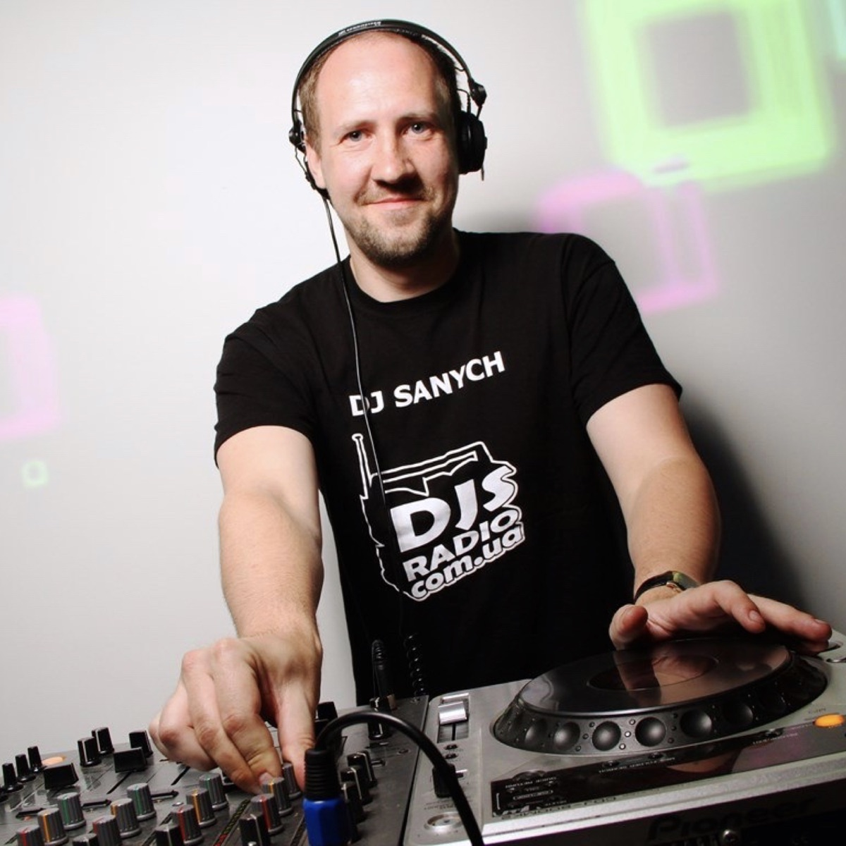 The age of house music by DJ Sanych