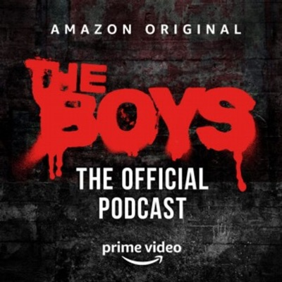 The Boys : The Official Podcast:Amazon Studios/At Will Media/Tim Kash