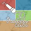 3D Travelcast artwork