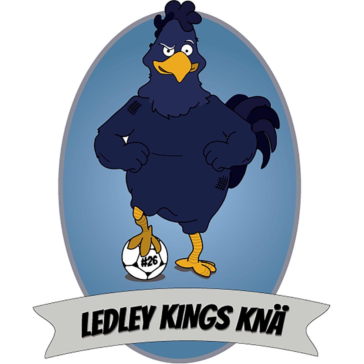 Ledley Kings Knä #252: Nosotros somos Argentina