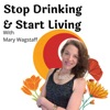 Stop Drinking and Start Living artwork