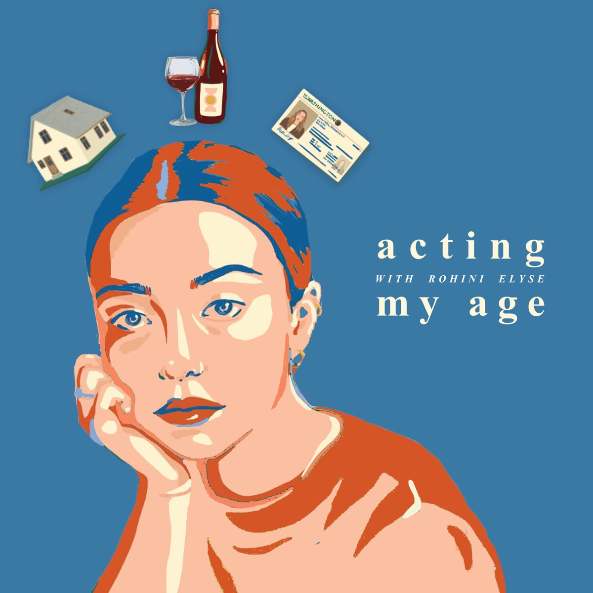 Acting My Age with Rohini Elyse
