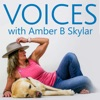 VOICES with Amber B Skylar  artwork