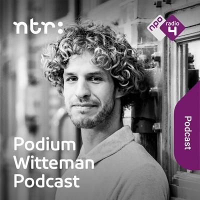 Podium Witteman Podcast:NPO Radio 4 / NTR