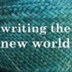 Writing the New World