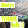 Shoty's tennis talk artwork