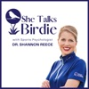 She Talks Birdie artwork