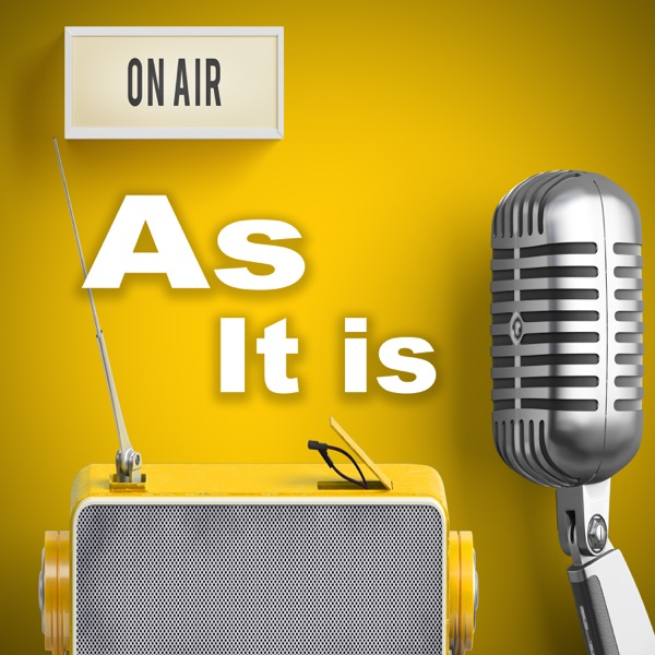 As It Is - VOA Learning English Artwork