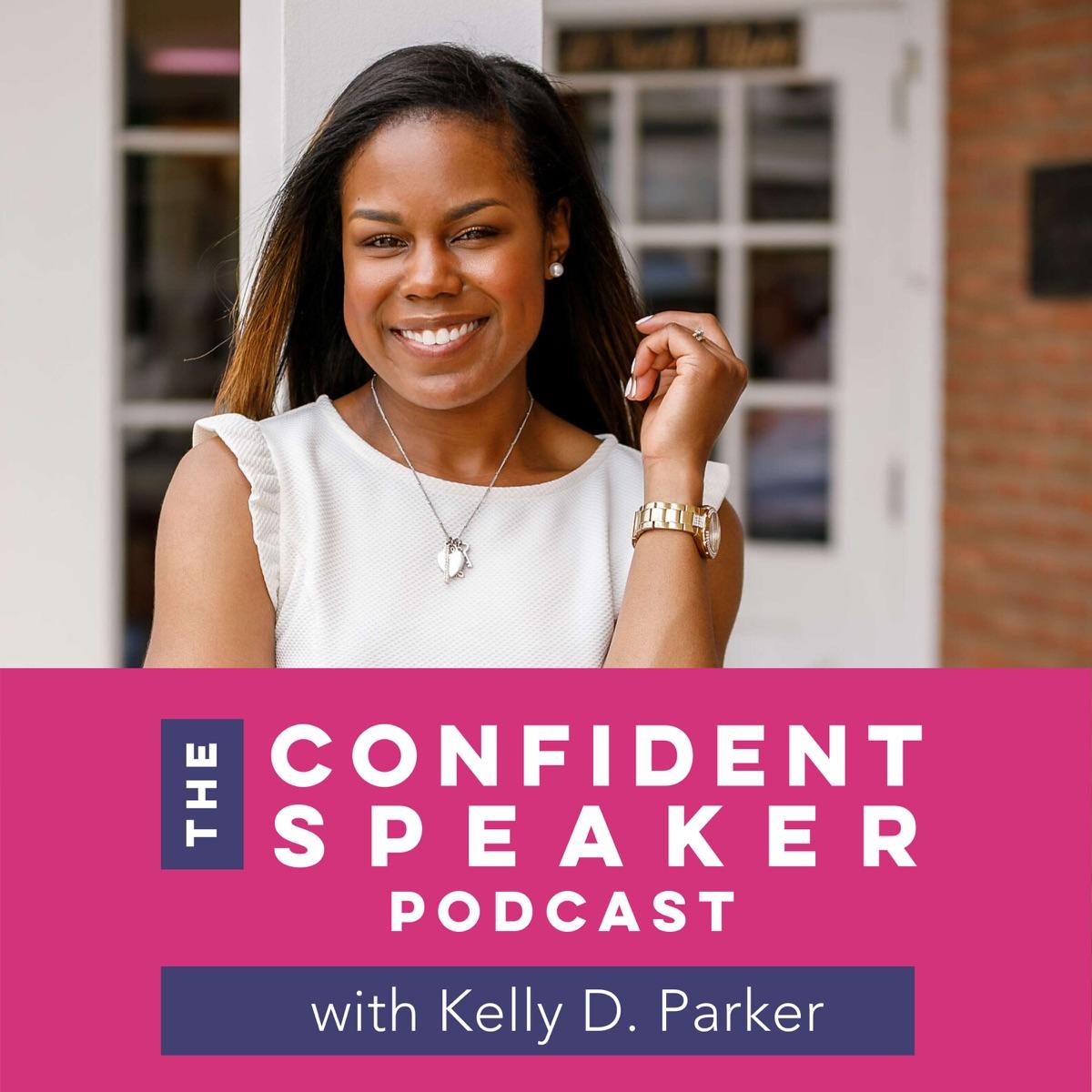 The Confident Speaker Podcast