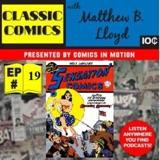 Classic Comics with Matthew B. Lloyd: Sensation Comics #1