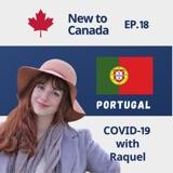 COVID-19   Raquel from Portugal