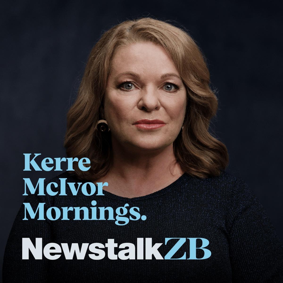 Kerre McIvor Mornings Podcast