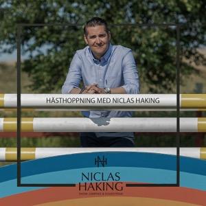 Hästhoppning med Niclas Haking
