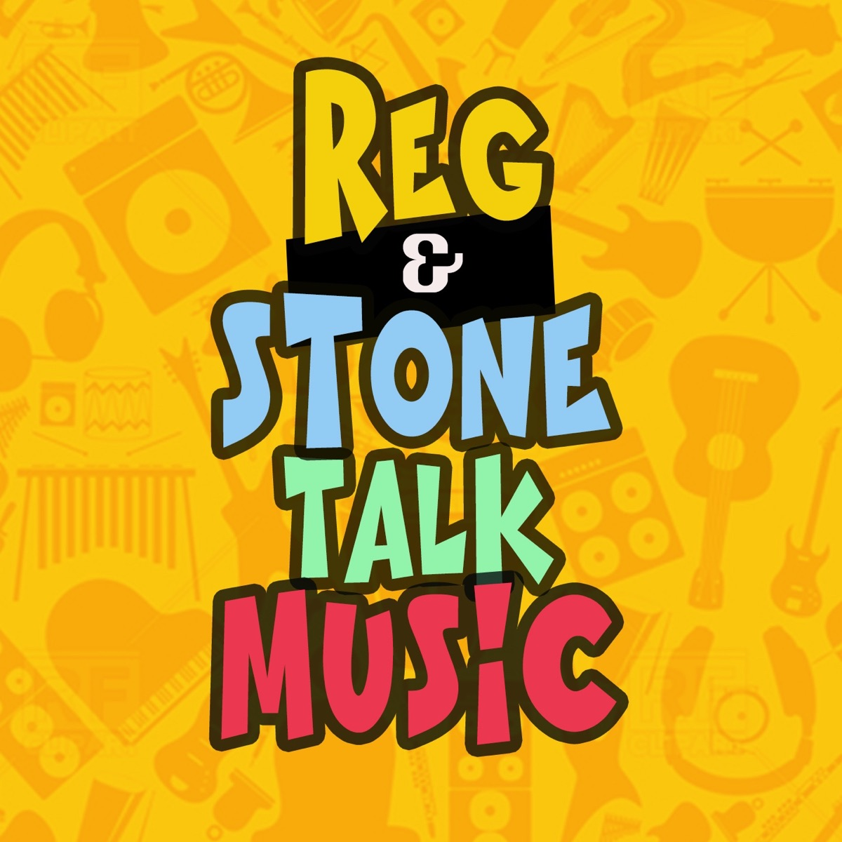Reg and Stone Talk Music!