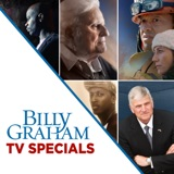 Image of Billy Graham TV Specials podcast