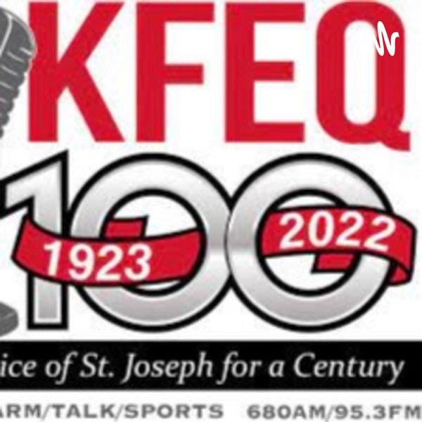 KFEQ/St. Joseph Post sports Artwork