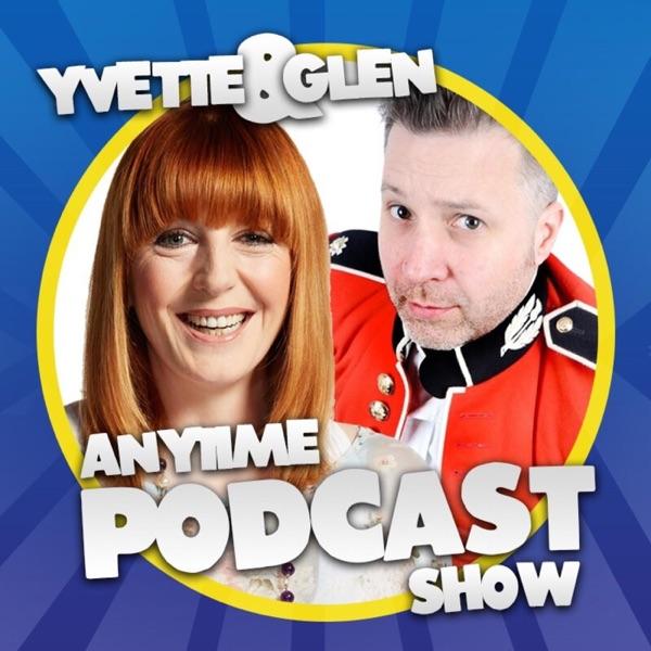 Yvette and Glen's Anytime Podcast Show Artwork
