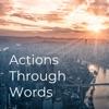 Actions Through Words: Audio Edition artwork