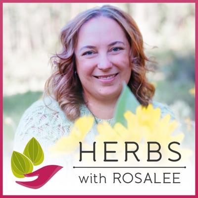 Herbs with Rosalee:Rosalee de la Forêt