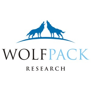 """The """"I hung up on Warren Buffett"""" Podcast by Wolfpack Research"""