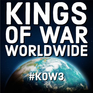 Kings of War WorldWide, the Podcast
