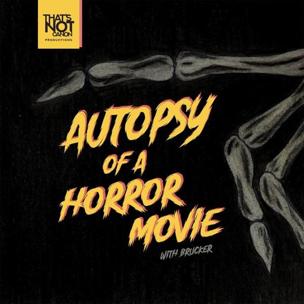 Autopsy of a Horror Movie Artwork