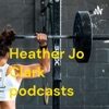 Heather Jo Clark podcasts artwork