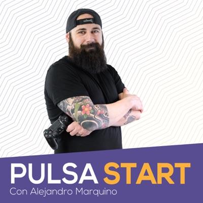 Pulsa Start:Alejandro Marquino