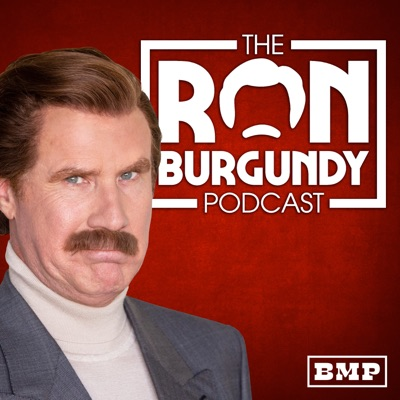The Ron Burgundy Podcast:Big Money Players & iHeartRadio