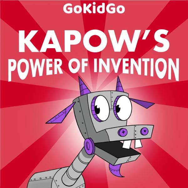 Kapow's Power of Invention Artwork