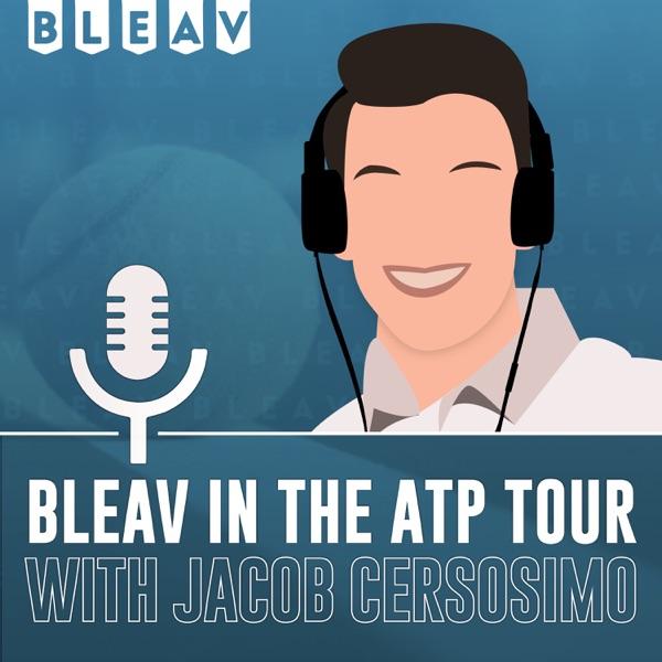 Bleav in the ATP Tour with Jacob Cersosimo Artwork