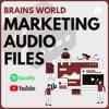 Marketing Audio Files by Brains World artwork