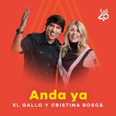 Anda Ya (Programa completo):LOS40