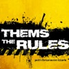 THEM'S THE RULES artwork