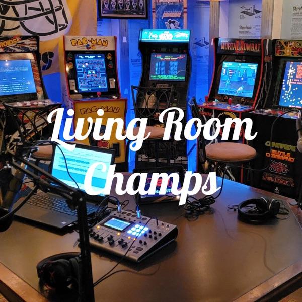 Living Room Champs Artwork