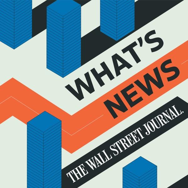 WSJ What's News Artwork